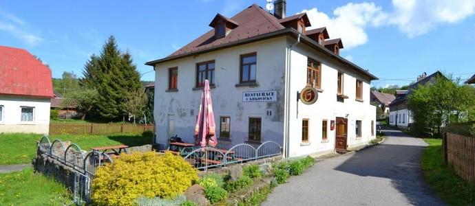 Penzion a restaurace U Krkovičky Staré Křečany