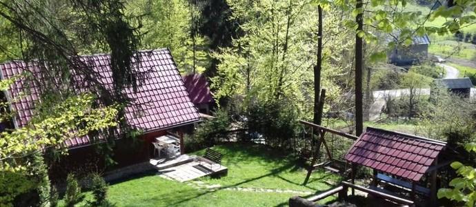 Chata pod Lesom Lazy pod Makytou