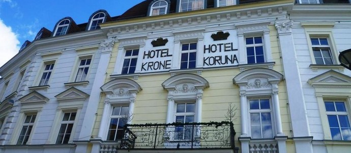 Hotel Koruna-Krone Jeseník