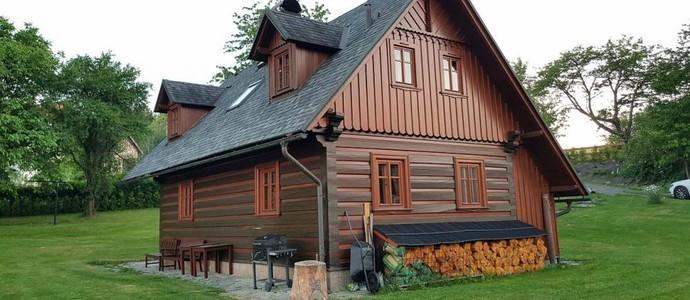 Roubenka v Podkrkonoší 135 Jílové u Držkova