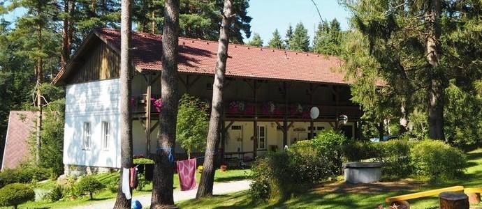 Apartmány Lojzovy Paseky Frymburk