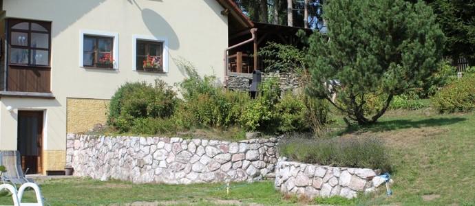 Chata Salička Bozkov