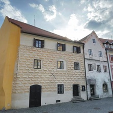 Linden exterier - Český Krumlov
