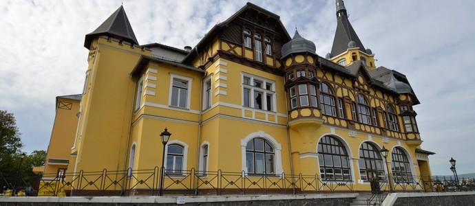Hotel a restaurant Větruše Ústí nad Labem