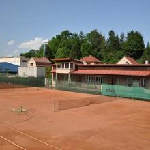 Klubovna Tenis Velké Poříčí