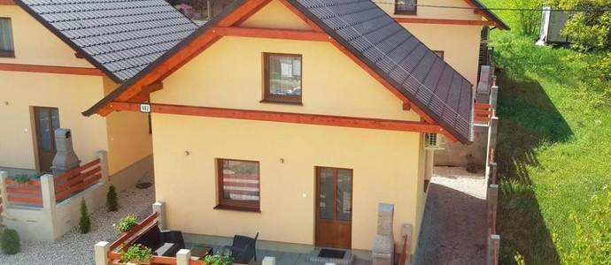 Apartmánové domky Michalka Podhájska