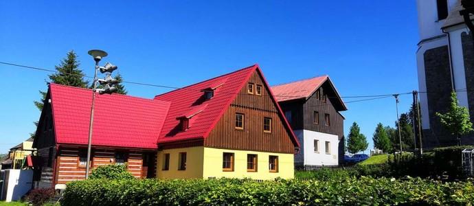 Chata Dáša Kořenov
