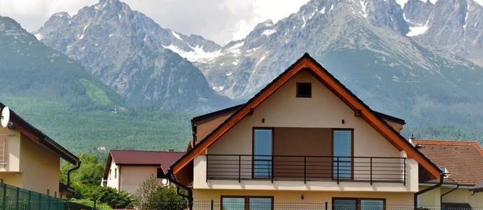 Tatras Apartments 622 Nová Lesná