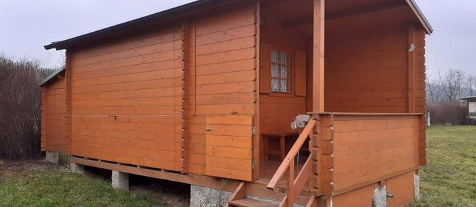 Mobilní domy Na louce Horní Dunajovice