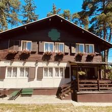 Chata Čtyřlístek Vranov Oslnovice
