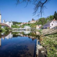 Ubytování Start Rožmberk nad Vltavou