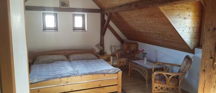 Ubytování v soukromí Libořezy Stříbřec