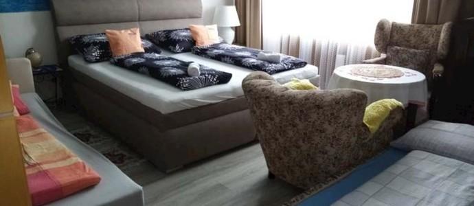 Modrý apartmán ve Vile Adámek Rožnov pod Radhoštěm