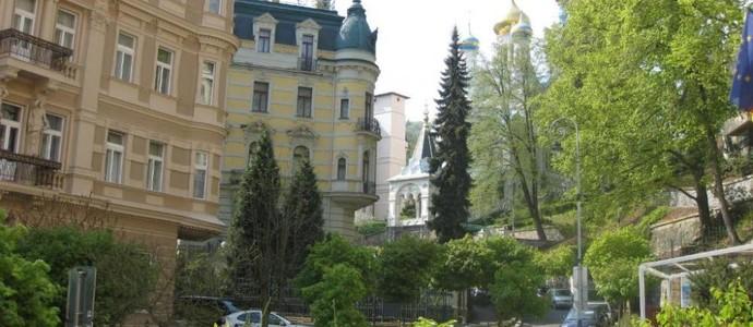 Apartmán Sadová Karlovy Vary
