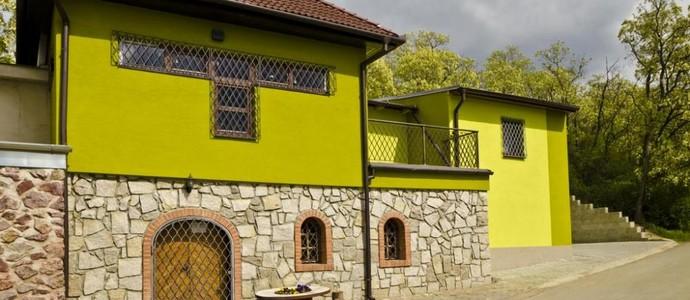 Penzion Vinařství Hanuš Blučina