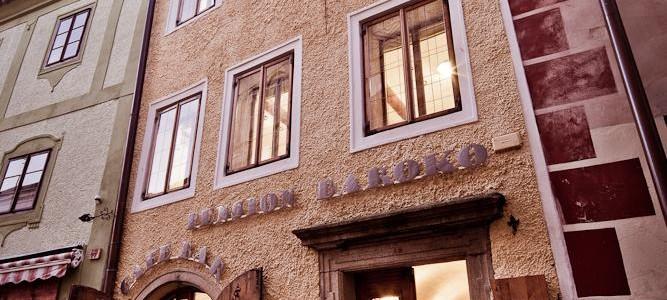 Penzion Baroko Český Krumlov