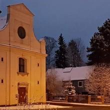 KostelApartmány Liberec