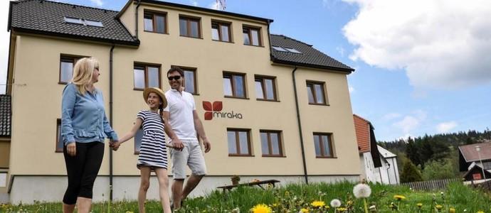 Apartmány Miraka Lipno nad Vltavou
