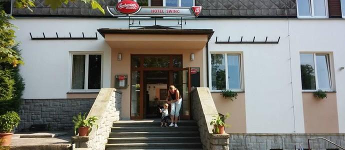Hotel Swing Černá v Pošumaví