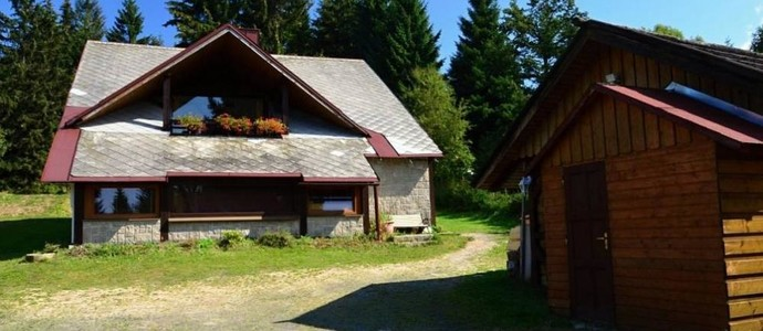 Chata U Černého Berana Nová Ves nad Nisou 1148197057