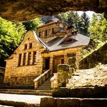 Penzion Stará Plynárna Hřensko