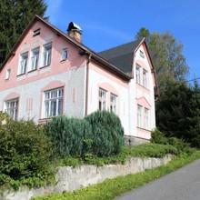 Chalupa v Albrechticích Albrechtice v Jizerských horách