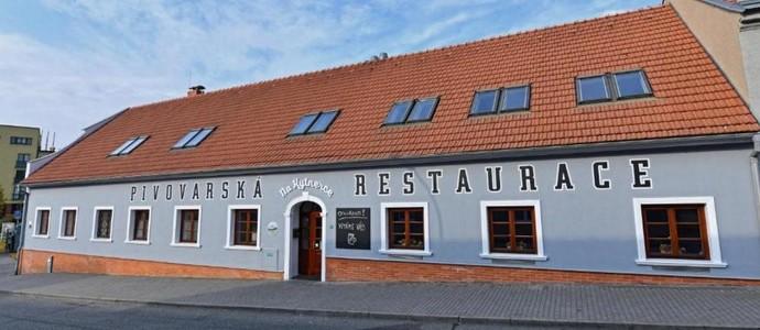 Penzion Pivovarská restaurace Moravia Brno