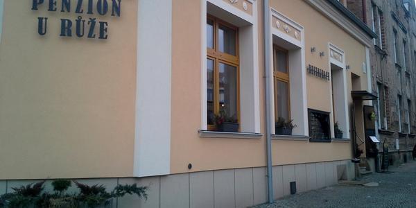 Penzion U Růže Hradec Králové