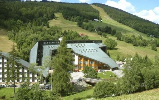 Podzimní pobyt na 2 noci v Krkonoších s neomezeným wellness a light all inclusive nápoji k večeři-Hotel Fit Fun 1153703449