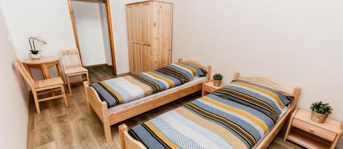Ubytování FUNSTAR Týn nad Vltavou