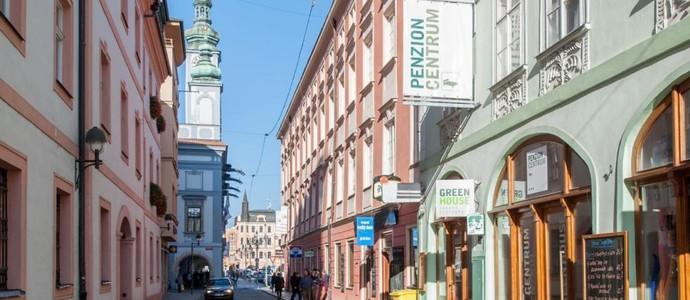 Hotel v Centru České Budějovice 1149697957