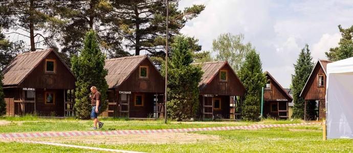 Rekreační areál s restaurací CEJCH Kněžmost