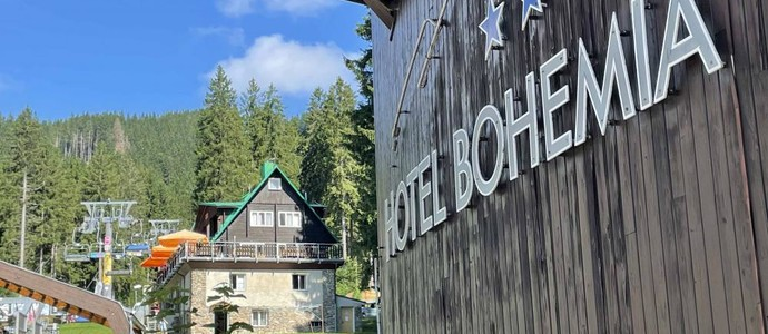 Hotel Bohemia Železná Ruda