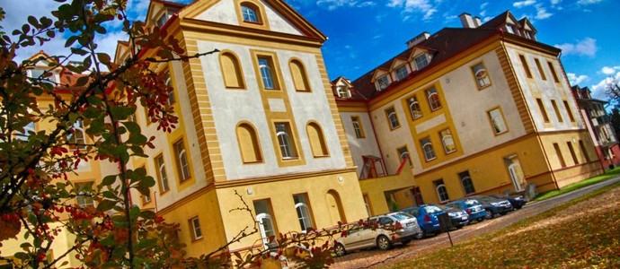 Švecova kolej Jindřichův Hradec 1150772425