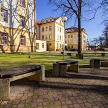Švecova kolej Jindřichův Hradec