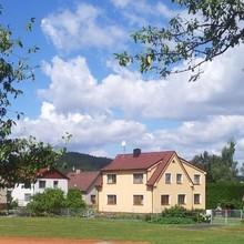 Ubytování u Moučků Dolní Třebonín