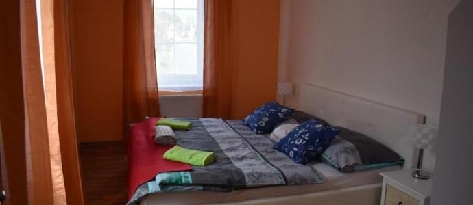 Apartmán Třístovka Lipová-lázně