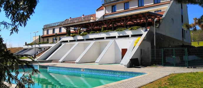 Hotel Berounka Hřebečníky
