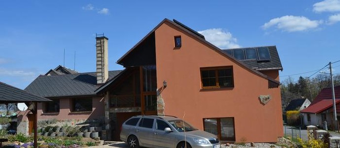 Ubytování Na Staré pekárně Vlčice