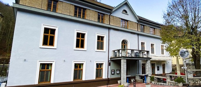 Hotel Sýkora Křivoklát