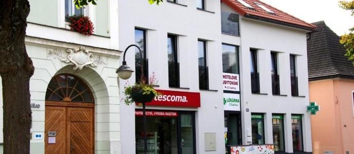 Hotelové ubytování U Radnice Valašské Klobouky