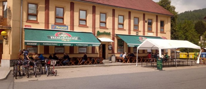 Hotel Sokol Karolinka