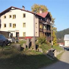 Chata Hanuška - Bartošovice v Orlických horách
