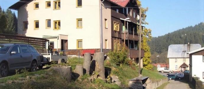 Chata Hanuška Bartošovice v Orlických horách