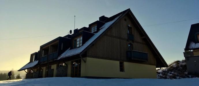 Apartmán Říčky U Sněžného Lva Říčky v Orlických horách