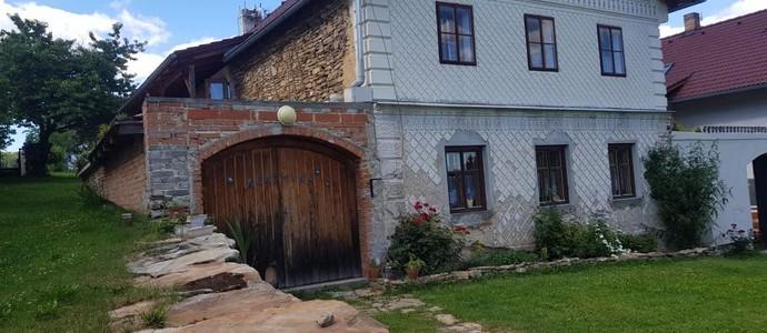 Ubytování Hrnčírna Mičovice