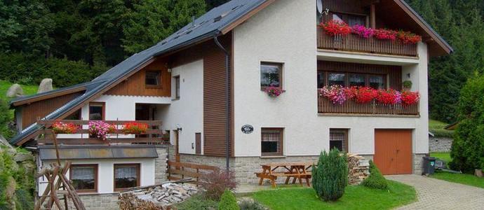Apartmány Müller Bedřichov