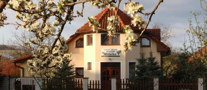 Penzion a Vinný sklep Mičulka Blatnička