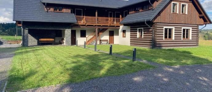Apartmány U Fibichů Bartošovice v Orlických horách