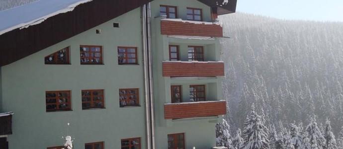 Horské apartmány Cihlářka Černý Důl